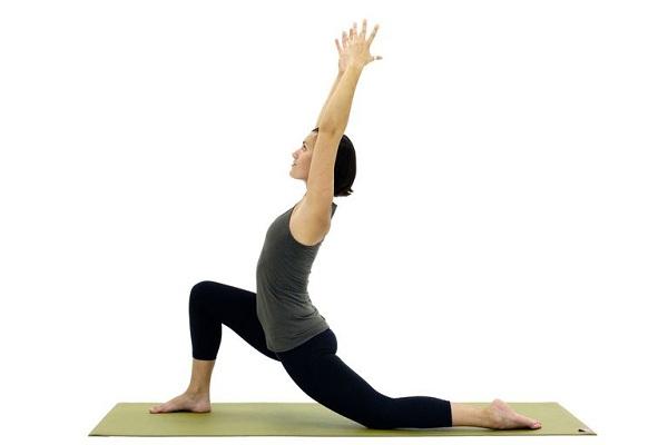 bài tập yoga giảm béo toàn thân