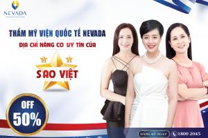 OFF 50% Nâng cơ trẻ hóa Ultherapy tại Nevada – Địa chỉ nâng cơ uy tín của sao Việt