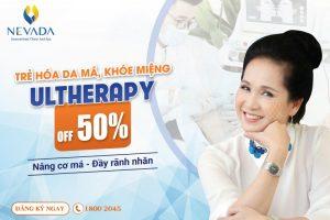 Công nghệ Ultherapy: Trẻ hóa da vùng má, khóe miệng – Tái sinh làn da mớii
