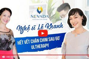Viedeo Nâng cơ trẻ hóa da của NSND Lê Khanh tại TMV Nevada