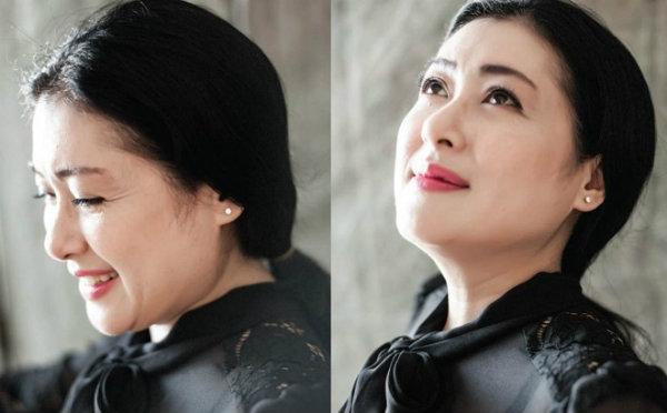 """Nghệ sĩ Thanh Thủy: """"Đâu chỉ là nghệ sĩ, là phụ nữ ai chẳng sợ mình già đi"""""""
