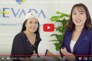 """Nghệ sĩ Ngân Quỳnh """"gạo nếp gạo tẻ"""" trải nghiệm CN nâng cơ Ultherapy"""