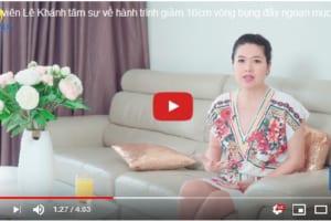 Diễn viên Lê Khánh chia sẻ về hành trình lấy lại vóc dáng sau sinh