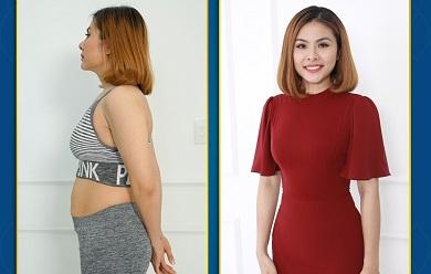 Kết quả giảm béo tại Nevada