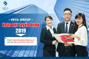 Neva Group: Ngày hội tuyển dụng 2019