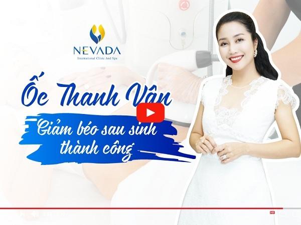 Ốc Thanh Vân giảm béo