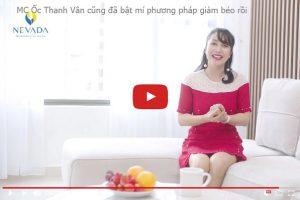 Ốc Thanh Vân chinh phục chiếc váy cưới 11 năm trước nhờ CN giảm béo hiện đại