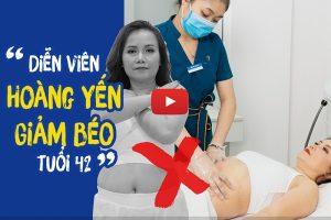 Diễn viên Hoàng Yến chia sẻ bí kíp giảm cân sau khi sinh con ở tuổi 42