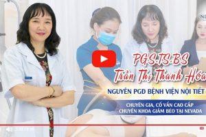 PGS.TS.BS Trần Thị Thanh Hóa chia sẻ về phương pháp giảm béo cấp tốc, an toàn