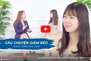 Khách hàng xinh đẹp Kim Loan tiết lộ bí quyết sở hữu vóc dáng vạn người mê