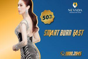 """""""Cơn sốt"""" công nghệ giảm béo Smart Burn Fast"""