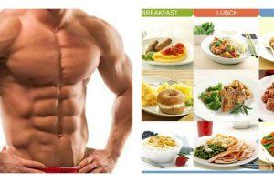 Chế độ ăn để giảm cân nhanh dành cho nam giới giúp chàng hóa soái ca thu hút mọi ánh nhìn