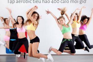 """Đi tìm câu trả lời cho thắc mắc """"tập aerobic có giảm cân nhanh không?"""""""