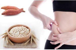 Thực đơn giảm cân với yến mạch và khoai lang hiệu quả bất ngờ