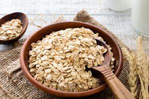 Vòng eo sẽ giảm ngay 3cm trong 5 ngày nhờ cách giảm cân với yến mạch và sữa tươi không đường