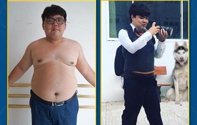 Kết quả giảm béo