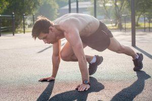 """Các bài tập giảm cân nhanh nhất dành cho nam tại nhà: 1 tuần """"bay"""" 4kg mỡ thừa"""
