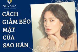 Học ngay cách giảm béo mặt của sao Hàn để sở hữu gương mặt chuẩn V-line