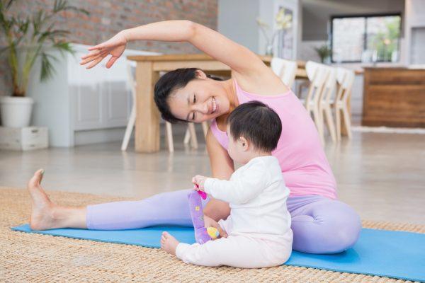 7 cách giảm cân sau sinh 3 tháng siêu hiệu quả cho chị em lấy lại vòng eo thon gọn thời con gái
