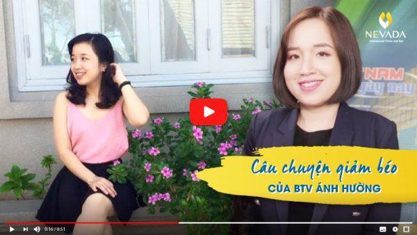 BTV truyền hình Ánh Hường chia sẻ về hành trình giảm béo của bản thân