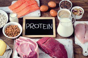 Các thức ăn giàu protein giảm cân thổi bay 5kg trong 2 tuần