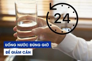 Cách uống nước đúng giờ để giảm cân: Tưởng vô lý nhưng lại rất thuyết phục