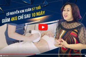 4kg biến mất trong 10 ngày, cô Kim Xuân – người phụ nữ U60 vẫn tự tin rạng ngời khoe sắc vóc