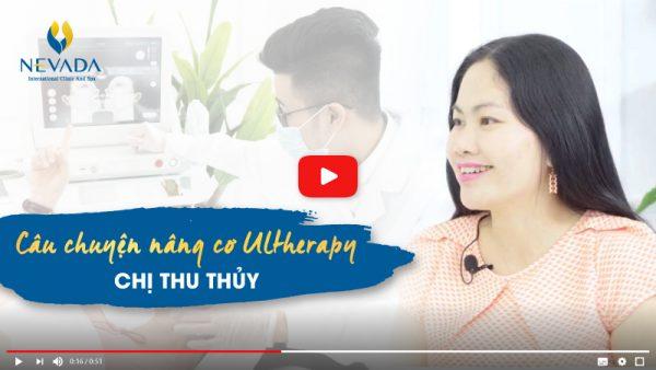 Nâng cơ trẻ hóa da Ultherapy