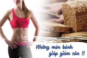 """Những món bánh giúp giảm cân dù ăn nhiều cũng không lo """"phá"""" dáng"""