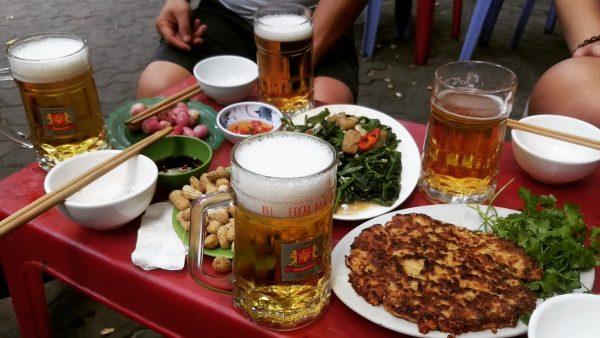 uống bia có béo không, uống bia nhiều có béo không, uống bia rượu có béo không, uống rượu bia có béo không, bia có béo không