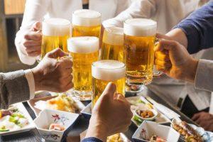 Uống bia có béo không? Câu hỏi HOT nhất dịp cuối năm đã có lời giải đáp