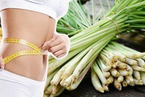 Hé lộ bí kíp uống nước sả giảm cân đánh bay 3cm vòng bụng trong vòng 10 ngày