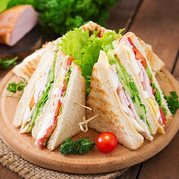 ăn bánh mì sandwich có béo không, ăn bánh mì sandwich có mập không, ăn bánh mì sandwich có tốt không, ăn sáng với bánh mì sandwich có mập không, bánh mì sandwich có béo không, ăn nhiều bánh mì sandwich có tốt không