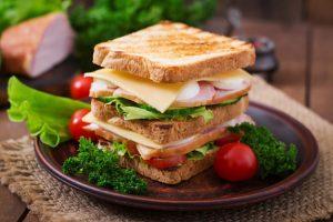 """""""Lật tẩy"""" ăn bánh mì sandwich có béo không và câu trả lời khiến bạn """"ngã ngửa"""""""