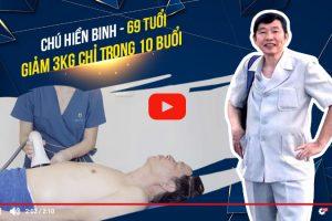 """Quyết định giảm cân ở độ tuổi """"thất thập cổ lai hi"""" và cái kết ngọt ngào cho chú Hiền Binh…"""