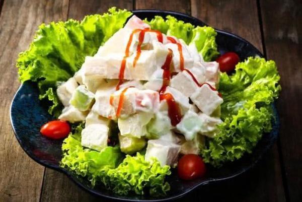 sốt mayonnaise giảm cân, cách làm sốt mayonnaise giảm cân, salad sốt mayonnaise giảm cân, sốt mayonnaise có giảm cân không, sốt mayonnaise giảm béo, sốt mayonnaise có giảm cân, salad trộn sốt mayonnaise giảm cân