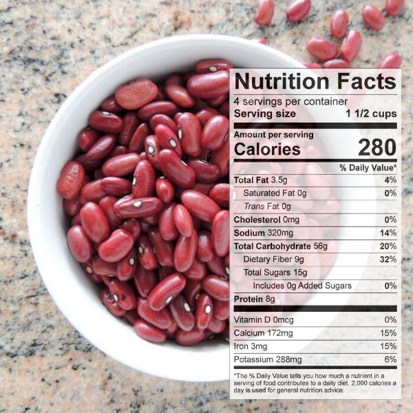 thực đơn giảm cân với đậu đỏ, thực đơn giảm cân bằng đậu đỏ, ăn đậu đỏ giảm cân