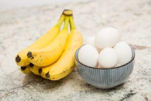 """Thực đơn giảm cân với trứng và chuối – Bí kíp để """"em chào Tết"""" với vóc dáng thon gọn và cân đối"""