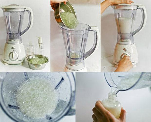 cách làm nước nha đam giảm cân, cách làm nước ép nha đam giảm cân, cách làm nước nha đam uống giảm cân