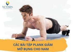 Các bài tập plank giảm mỡ bụng cho nam | Có ngay 6 múi chỉ trong 6 ngày