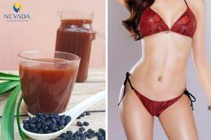Cách giảm mỡ bụng bằng nước đậu đen giúp chị em đốt cháy mỡ thừa thần tốc
