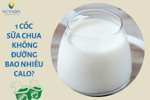 """1 cốc sữa chua không đường bao nhiêu calo? Tìm hiểu ngay để khỏi than """"vì sao lại béo""""…"""