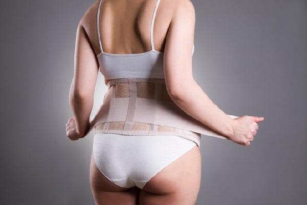 gen nịt bụng, tác hại của gen nịt bụng, phụ nữ sau sinh