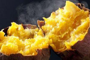 NGỠ NGÀNG ăn khoai lang nướng có giảm cân không? Ăn khoai nướng có béo không?